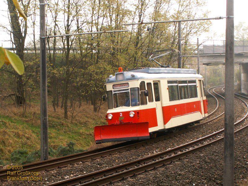 Zwischen Markendorf und Frankfurt