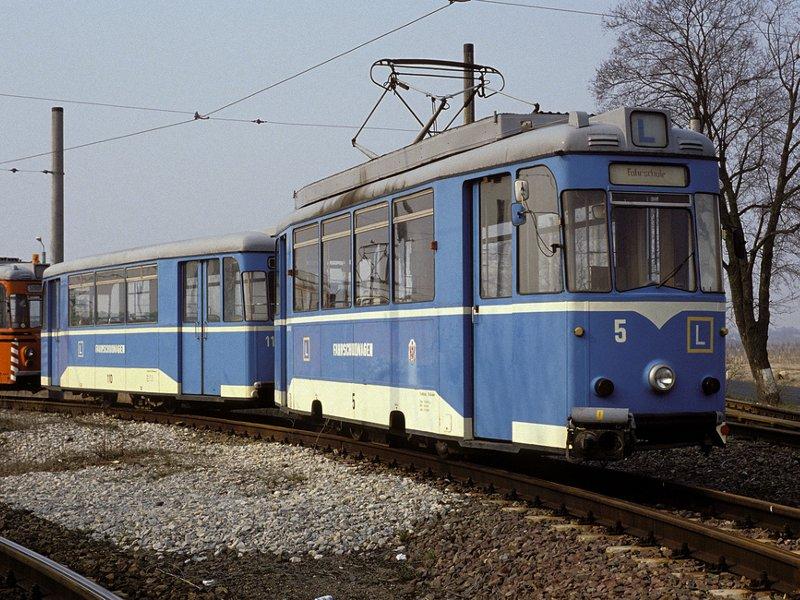 Reko-/Gotha-Fahrschulzug