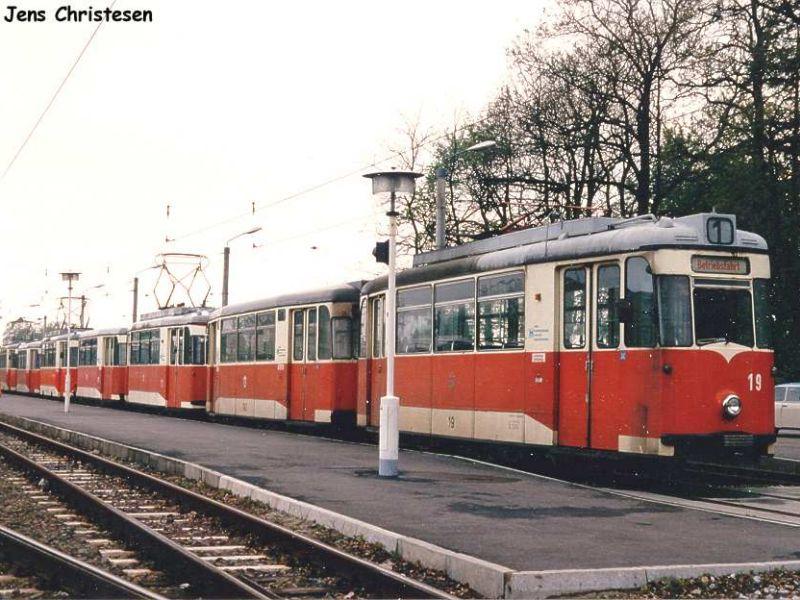 Gotha-Wagen 1990 in Markendorf