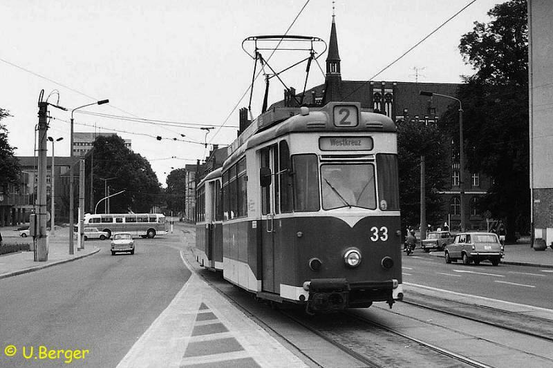 Gotha-Tw 33 am Platz der Republik