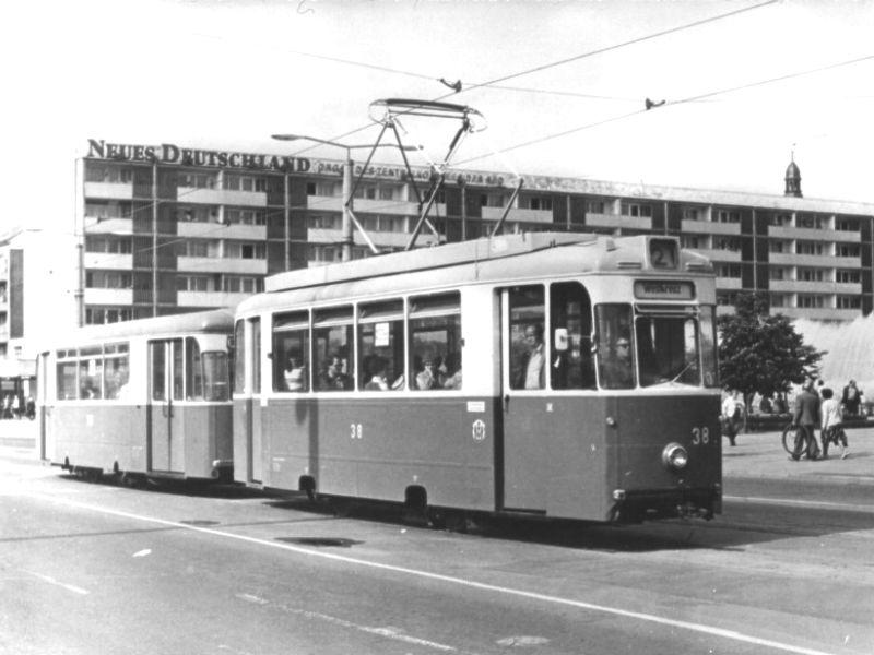 Reko-/Gotha-Zug 38 + 110 im Jahr 1980
