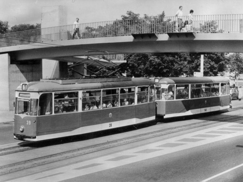Gotha-Zug 39+143 im Jahr 1987