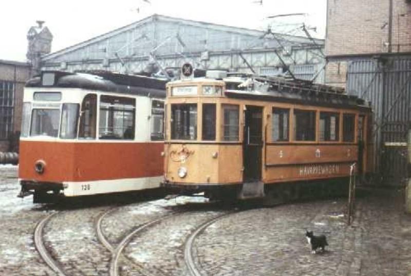 Depot Bachgasse 1984