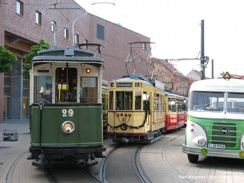 110 Jahre Frankfurter Straßenbahn