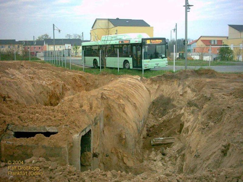 Erdgasbus 436 am Römerhügel