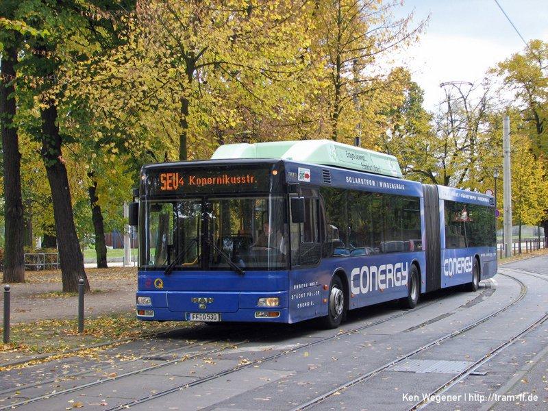 Herbstlicher Ersatzverkehr