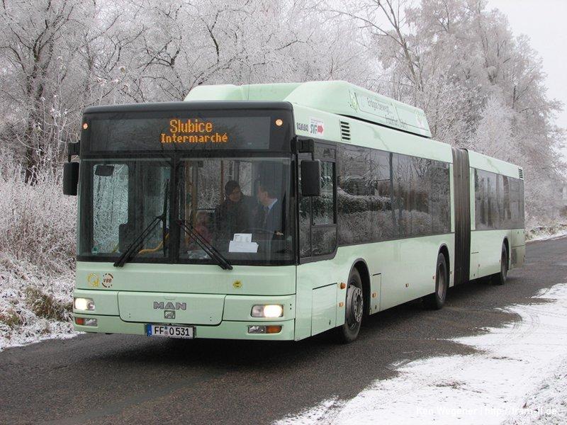 Kennenlernbus Frankfurt - Słubice
