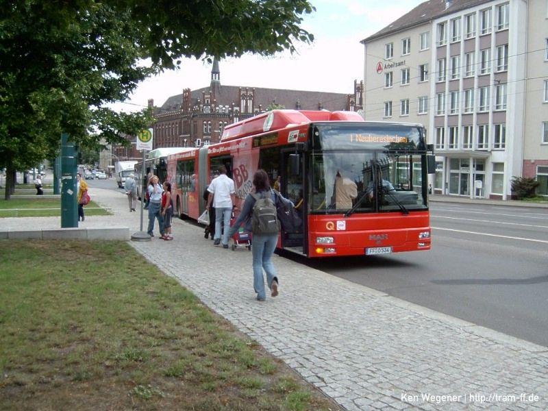 Ersatzverkehr Sommer 2004