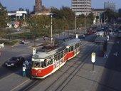 Gotha-Zug 22 und 142 am Platz der Republik