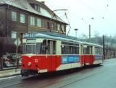 Gotha-Zug 33 + 108 in Lebuser Vorstadt 1992