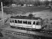 Tw 58 als Aufenthaltsraum am Südring