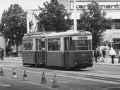 Beiwagen 111 auf der Wilhelm-Pieck-Straße