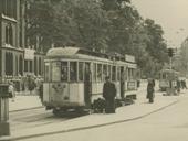 Platz der Republik in den 1950er Jahren