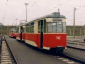 Gotha-Bw 142 im Betriebshof Neuberesinchen