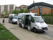 Neue Quartierbuslinie 992