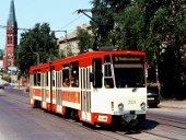 Wagen 201 1995 in der Bahnhofstraße