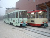 KT4DM 209 und 211 am Europaplatz