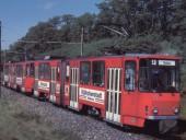 KT4D 210 + 209 an der B87
