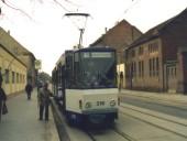 KT4D-Tw 218 am Winterhafen