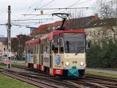 Am Gleiswechsel Görlitzer Straße