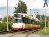 Eine alte Bekannte fährt wieder nach Markendorf - Linie 3