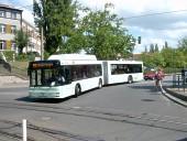 Bus 986 letztmalig zum Helene-See