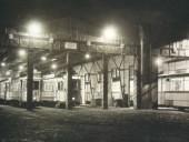 Betriebshof Bachgasse um 1960