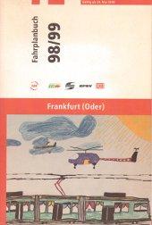 Fahrplanheft 1998
