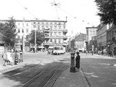 Wilhelmsplatz in den 1930er Jahren