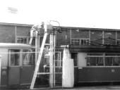 Waschanlage im Betriebshof Bachgasse