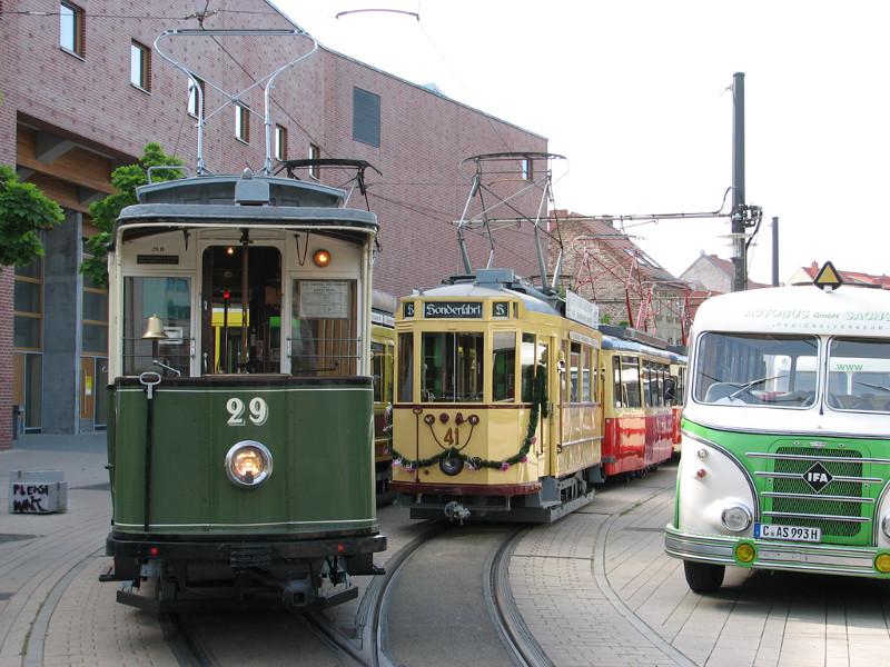 110 Jahre Straßenbahn Frankfurt (Oder)