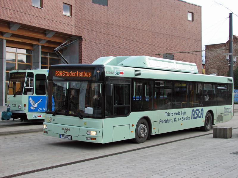 Studentenbus 2008