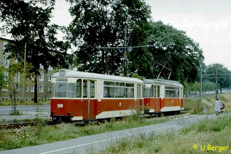 Gotha-Bw 106 am Südring