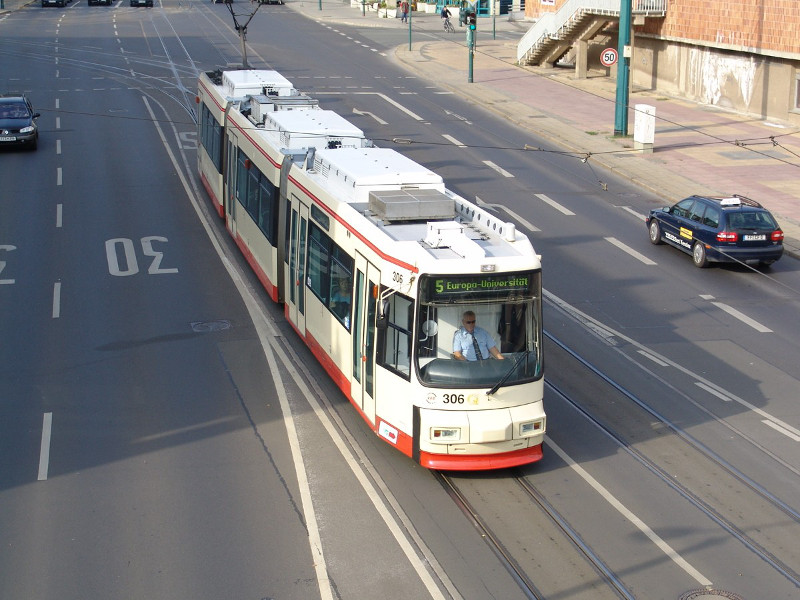 Umleitung Linie 5