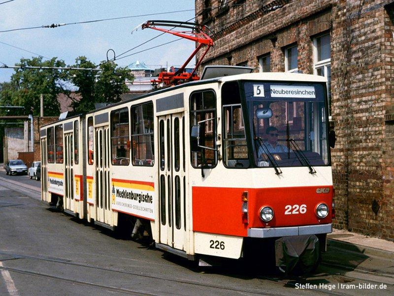 Solo-KT4D auf Linie 6
