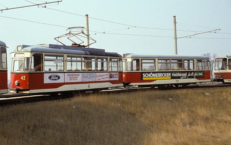 Plauener Wagen in Markendorf