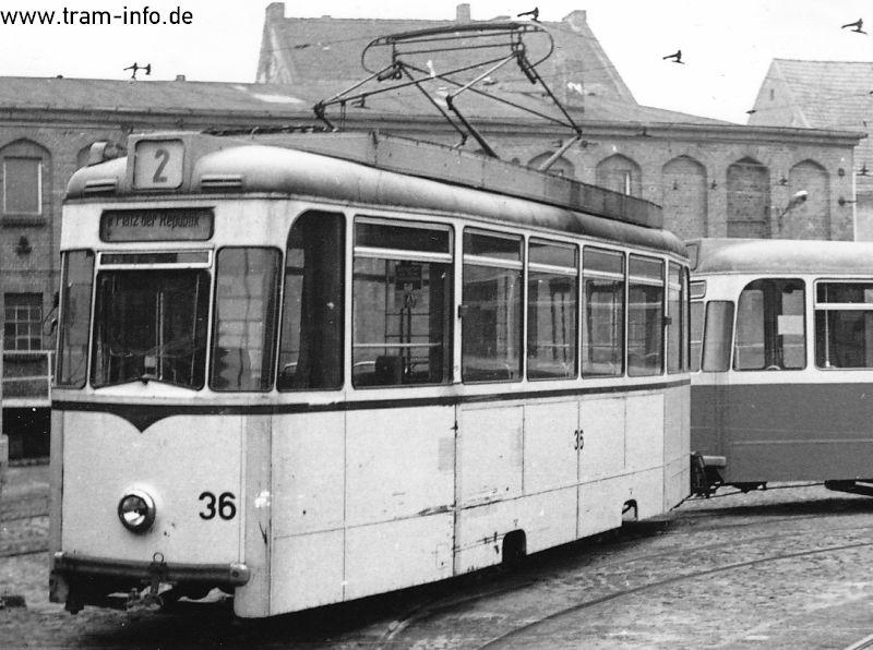 Reko-Einrichtungswagen 36