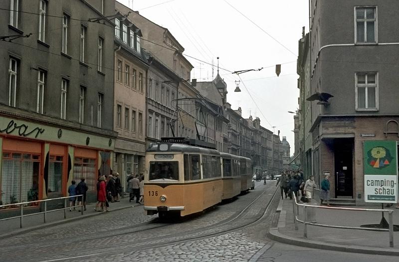 LOWA-Wagen 38 als 136 in Gera