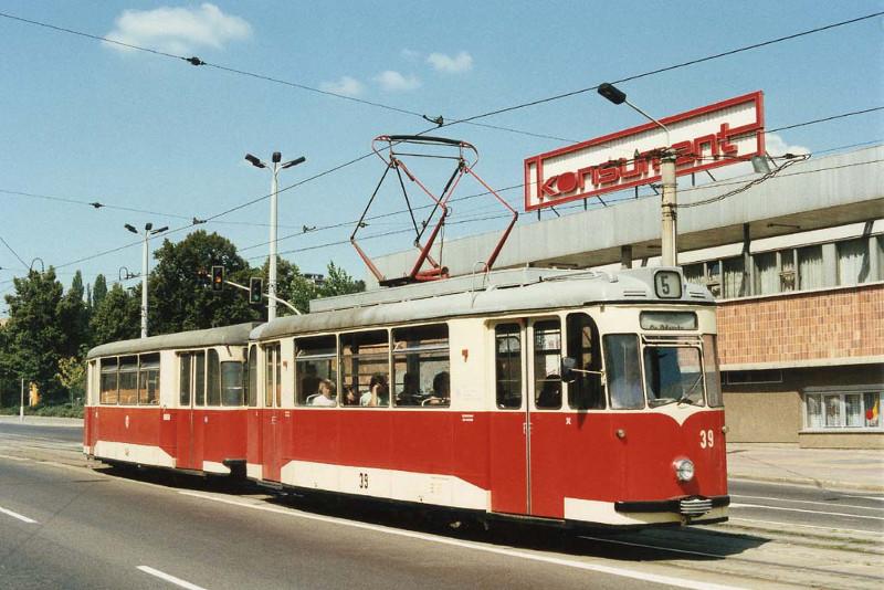Gotha-Zug am Konsument