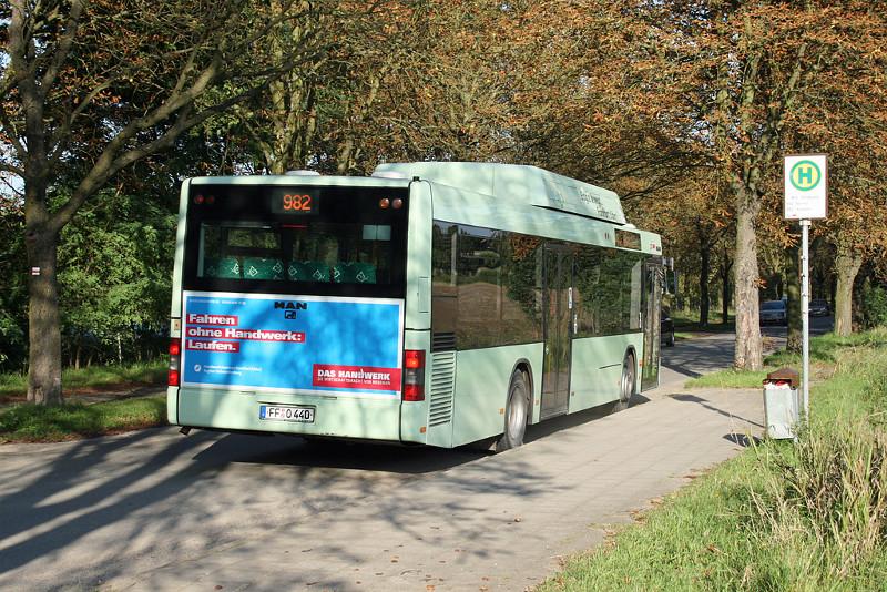 Bus 440 Am Wildpark
