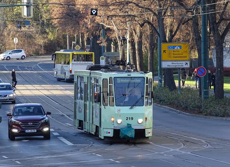 Bald nur noch in der Hauptverkehrszeit: Linie 5