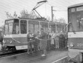 Streckeneröffnung nach Markendorf