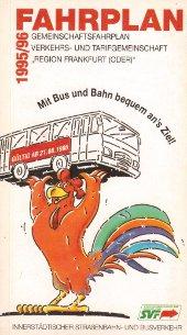 Fahrplanheft 1995