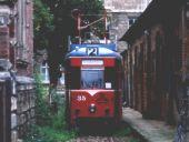 Als Triebwagen 35 in Naumburg